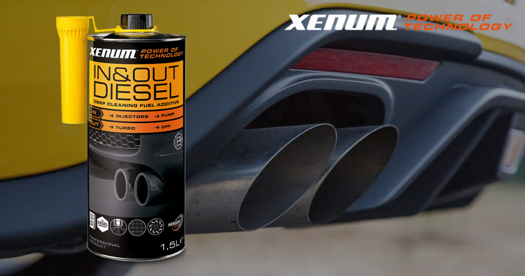 OUT CLEANER DIESEL XENUM