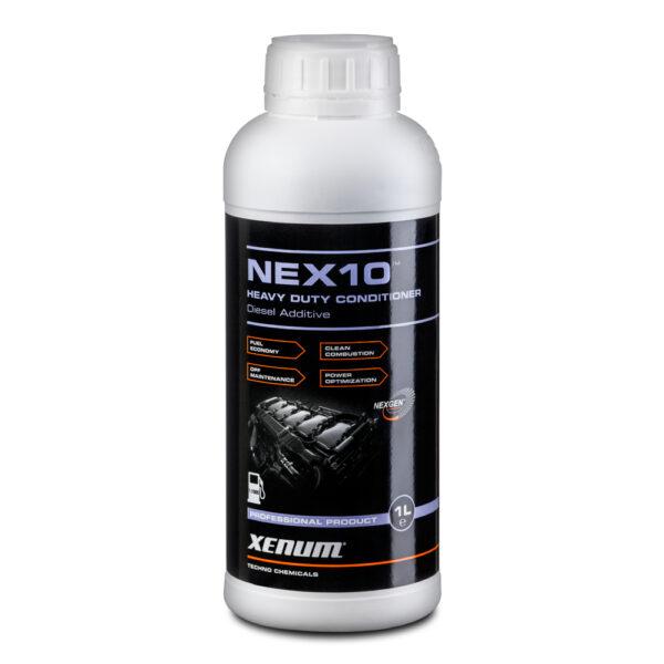 Унікальний додаток для дизельного палива NEX10