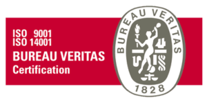 Допуск/Сертифікація ISO 9001:2008 & 14001:2004