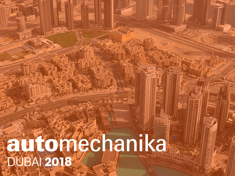 Xenum в Automechanika Dubai 2018