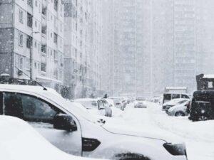 Профілактика Автомобіля Взимку