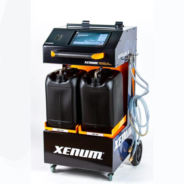 Установка для автоматичної очистки АКПП та заміни оливи XENUM AT-FLUX 3 (8880004) 1 | Сила технологій для Вашого Авто