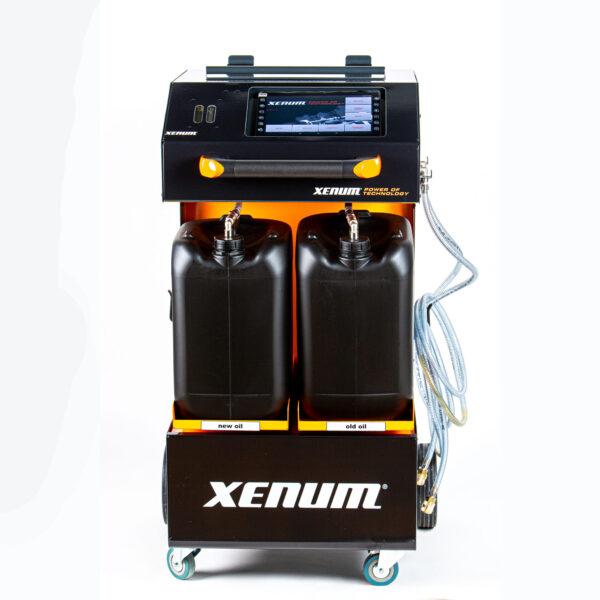 Установка для автоматичної очистки АКПП та заміни оливи XENUM AT-FLUX 3 (8880004) 3 | Сила технологій для Вашого Авто