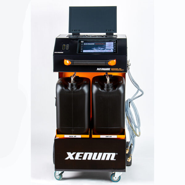 Установка для автоматичної очистки АКПП та заміни оливи XENUM AT-FLUX 3 (8880004) 4 | Сила технологій для Вашого Авто