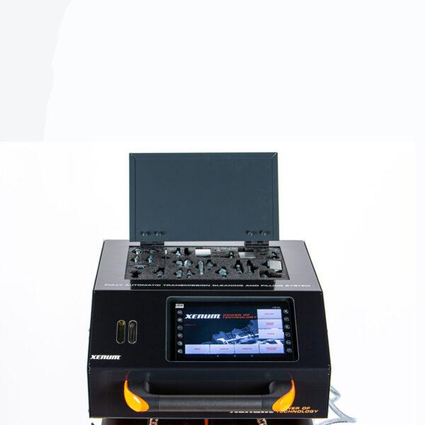 Установка для автоматичної очистки АКПП та заміни оливи XENUM AT-FLUX 3 (8880004) 5 | Сила технологій для Вашого Авто