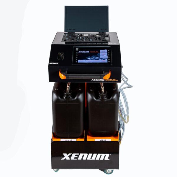 Установка для автоматичної очистки АКПП та заміни оливи XENUM AT-FLUX 3 (8880004) 6 | Сила технологій для Вашого Авто