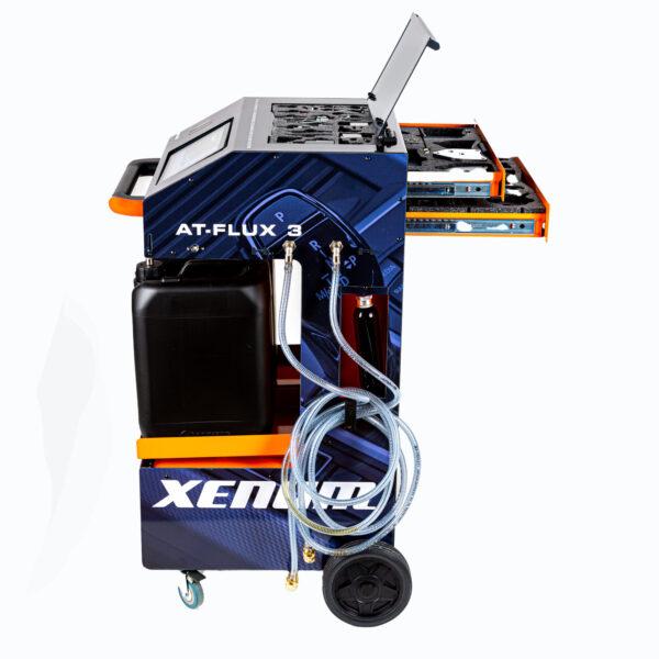 Установка для автоматичної очистки АКПП та заміни оливи XENUM AT-FLUX 3 (8880004) 7 | Сила технологій для Вашого Авто