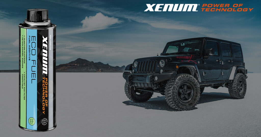 XENUM ECO FUEL 250 мл (3482250)